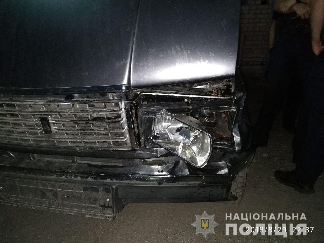 В Днепропетровской области сбили насмерть 15-летнюю девушку: водитель сбежал, - ФОТО, фото-1