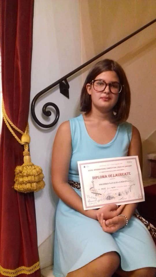 15-летняя скрипачка из Днепра стала лучшей в мире, - ФОТО, фото-2