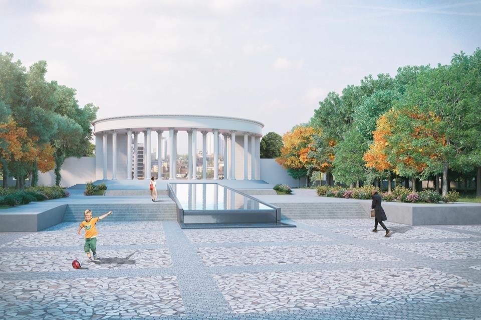 Парк Шевченко в Днепре полностью реконструируют: как это будет выглядеть, фото-9
