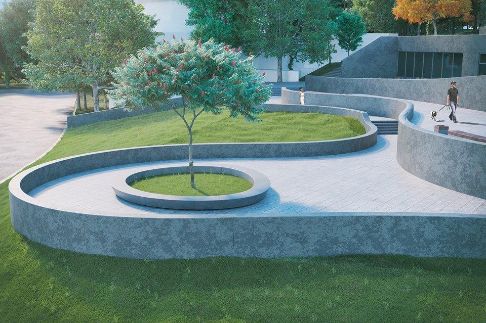 Парк Шевченко в Днепре полностью реконструируют: как это будет выглядеть, фото-19