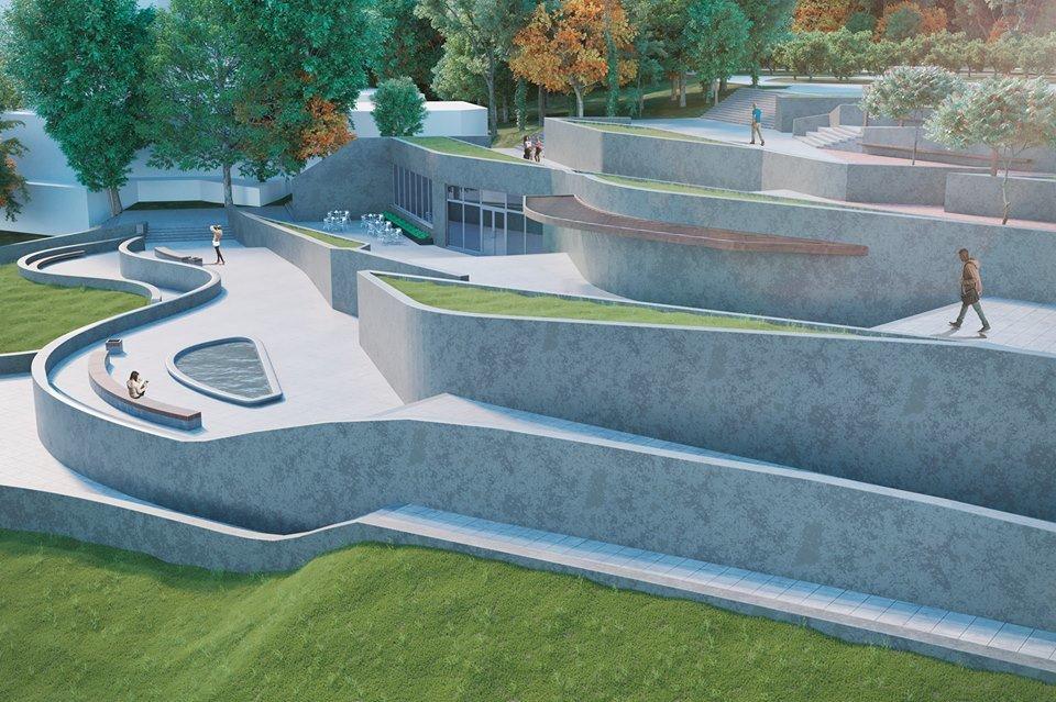 Парк Шевченко в Днепре полностью реконструируют: как это будет выглядеть, фото-10