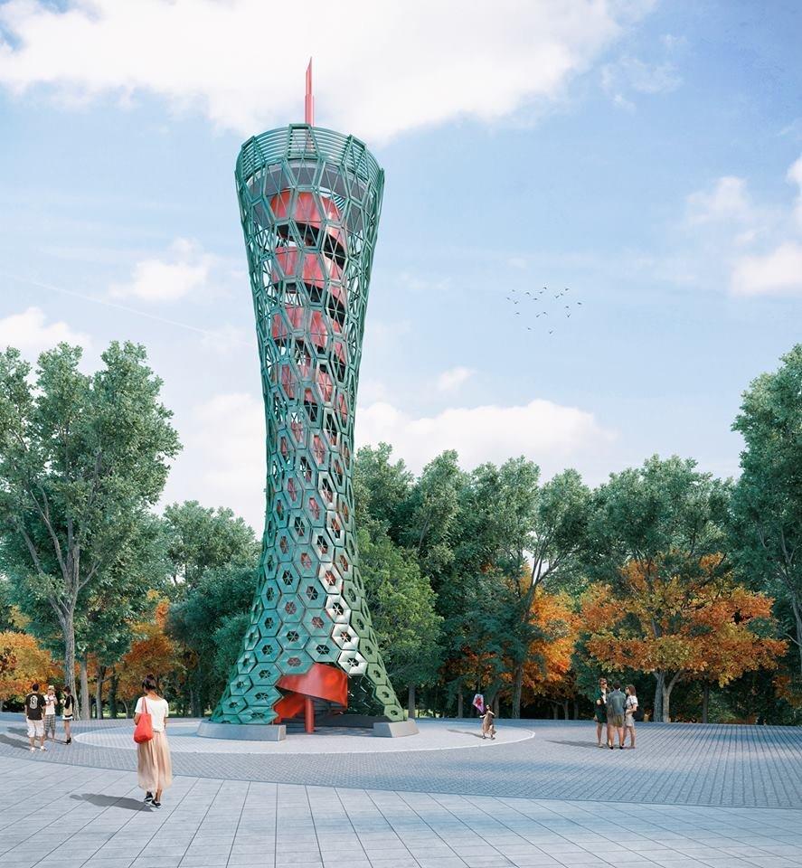 Парк Шевченко в Днепре полностью реконструируют: как это будет выглядеть, фото-13