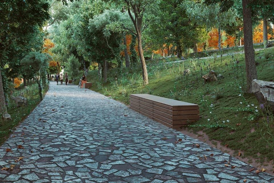 Парк Шевченко в Днепре полностью реконструируют: как это будет выглядеть, фото-12
