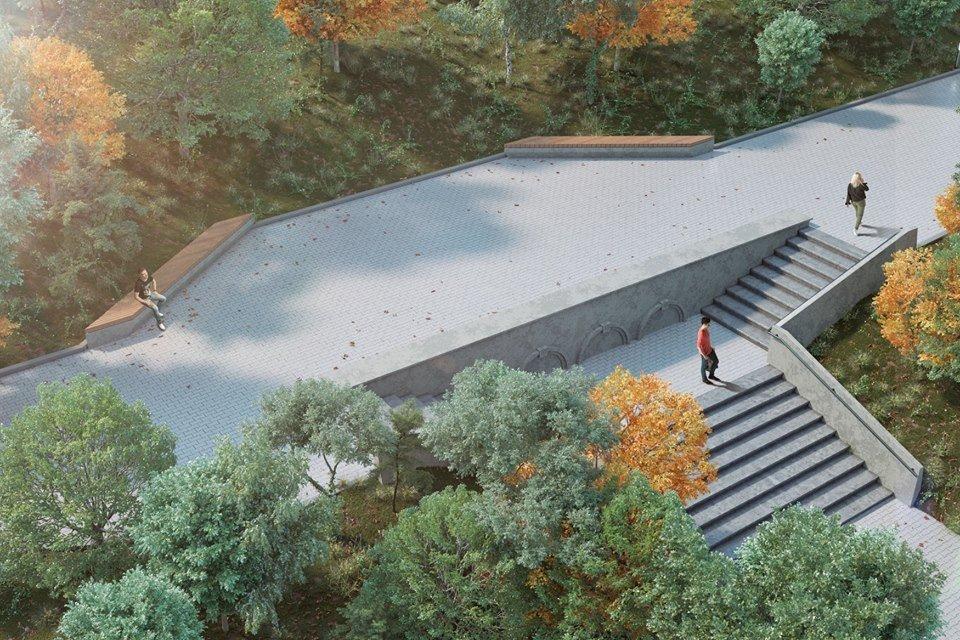 Парк Шевченко в Днепре полностью реконструируют: как это будет выглядеть, фото-14