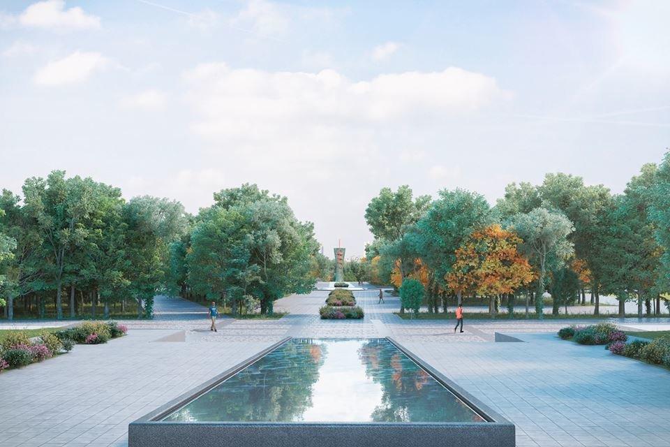 Парк Шевченко в Днепре полностью реконструируют: как это будет выглядеть, фото-8