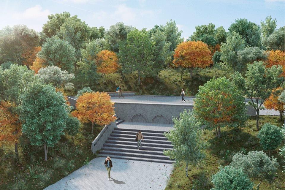 Парк Шевченко в Днепре полностью реконструируют: как это будет выглядеть, фото-15