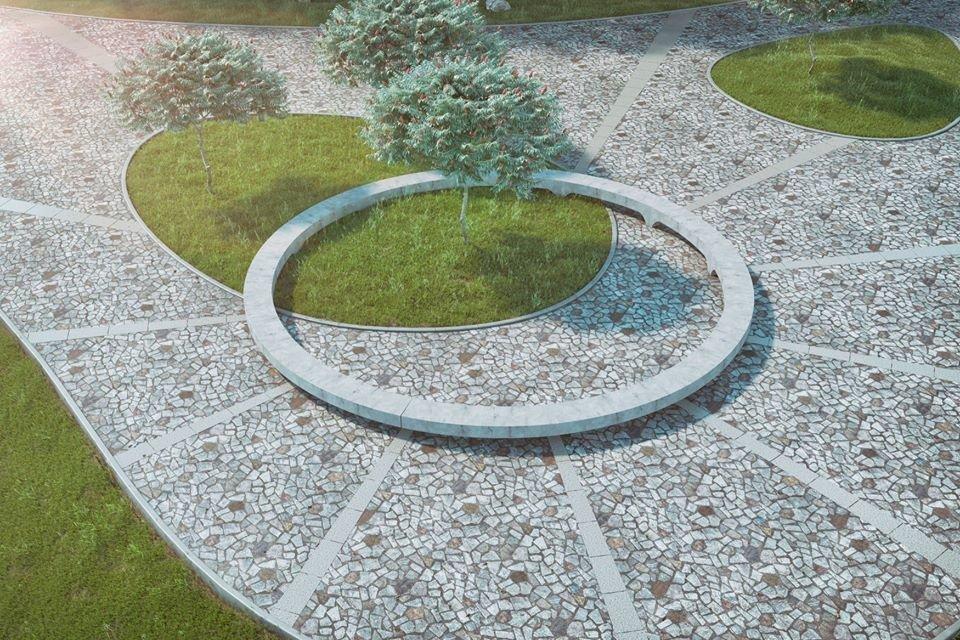 Парк Шевченко в Днепре полностью реконструируют: как это будет выглядеть, фото-16
