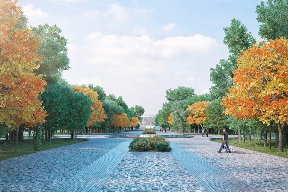 Парк Шевченко в Днепре полностью реконструируют: как это будет выглядеть, фото-17