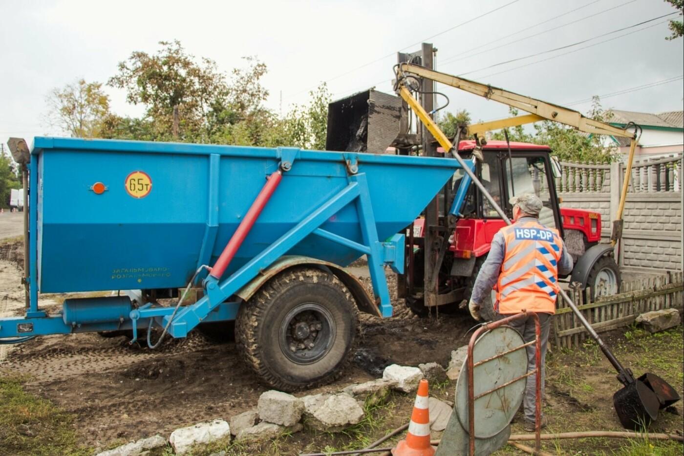 В Днепре проводят плановые чистки сетей понижения и отвода воды, - ФОТО, фото-4