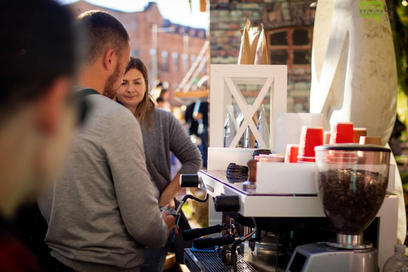 Кофейные ароматы, шоколад и солнце: как в Днепре прошел фестиваль «Осень с привкусом кофе», - ФОТОРЕПОРТАЖ, фото-3