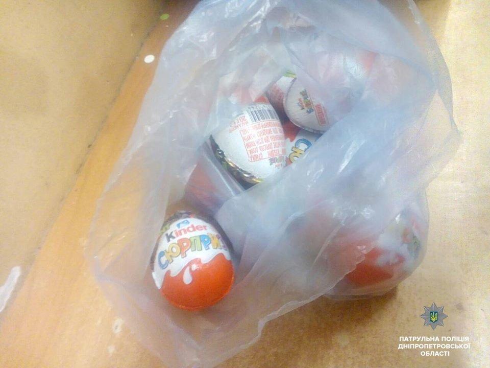 Алкоголь, скорая и кража киндер-сюрпризов: как подростки из Днепра провели выходные, - ФОТО, фото-3