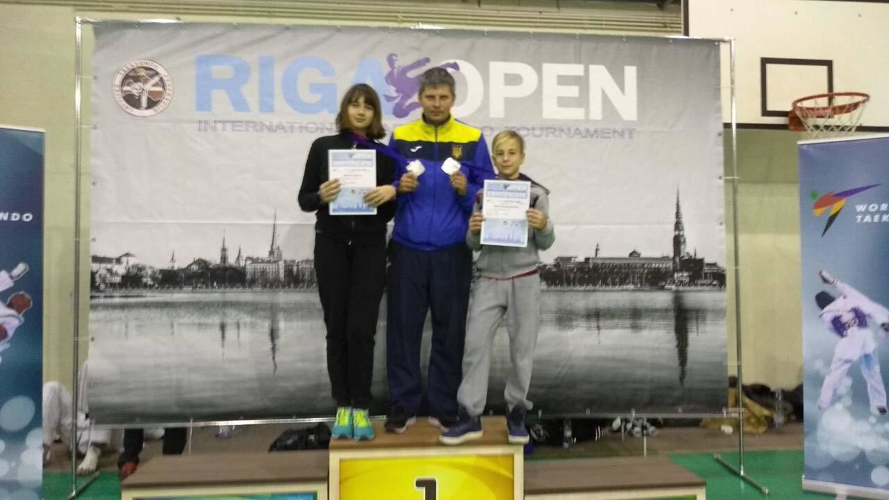 Днепровские тхеквондисты стали победителями и призерами международных соревнований, - ФОТО, фото-1