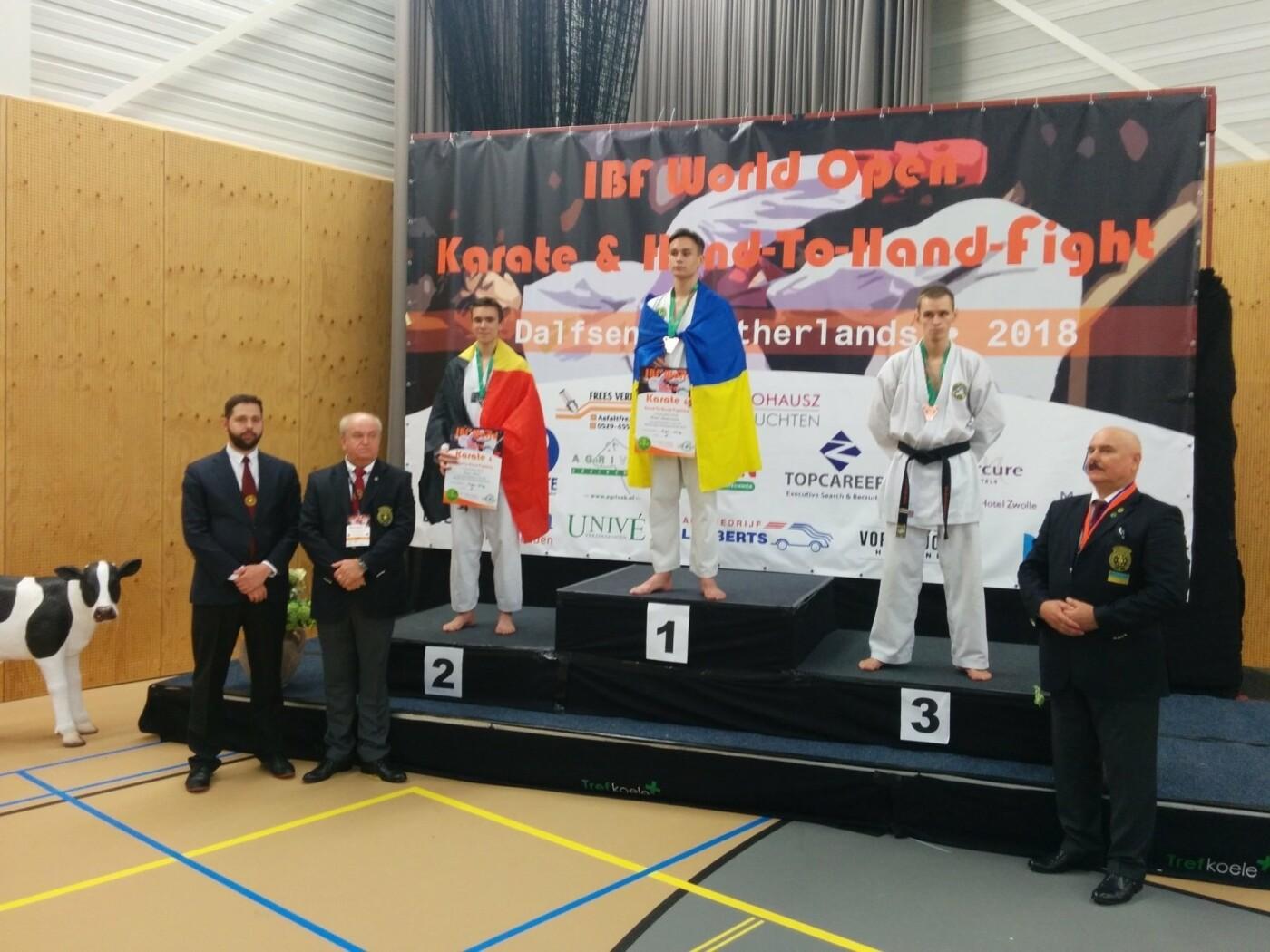 Днепровские спортсмены в составе сборной Украины заняли первое место на чемпионате мира по рукопашному бою,  - ФОТО, фото-2