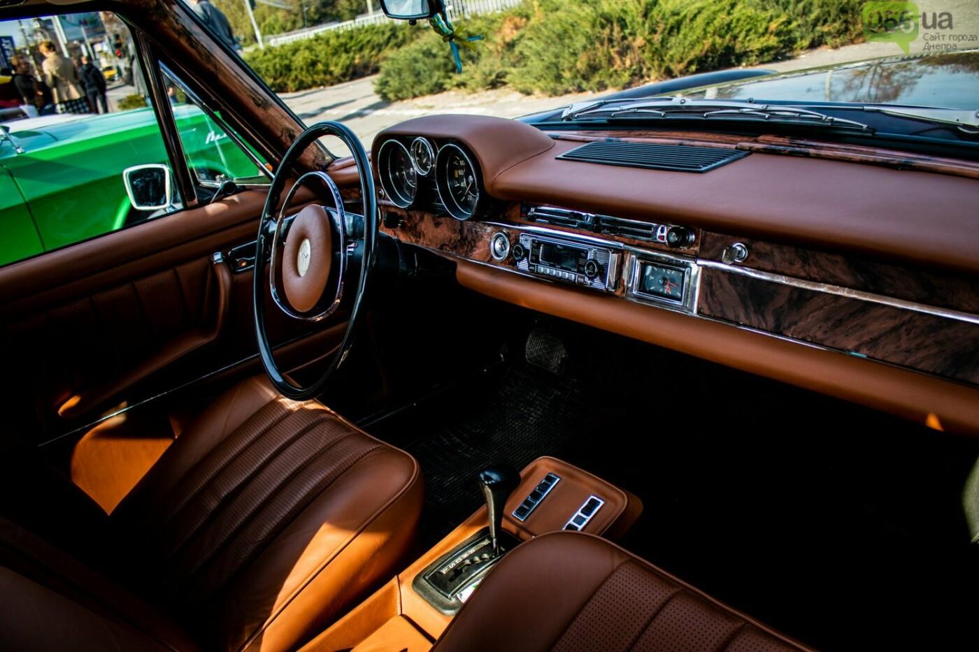 «Реставрация – это недешевое хобби»: как в Днепре проходит встреча владельцев ретро-автомобилей, - ФОТОРЕПОРТАЖ, фото-2