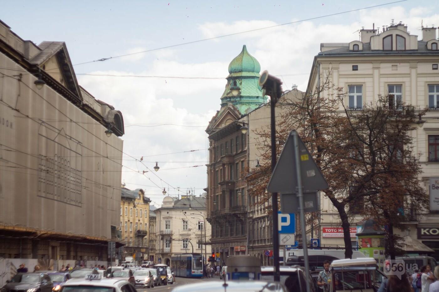 Приехать в Польшу и влюбиться, часть 1: мини-гайд по Кракову о жилье, транспорте и развлечениях, и экскурсия в Аушвиц-Биркенау , - ФОТО, фото-1