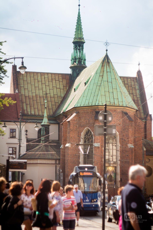 Приехать в Польшу и влюбиться, часть 1: мини-гайд по Кракову о жилье, транспорте и развлечениях, и экскурсия в Аушвиц-Биркенау , - ФОТО, фото-4