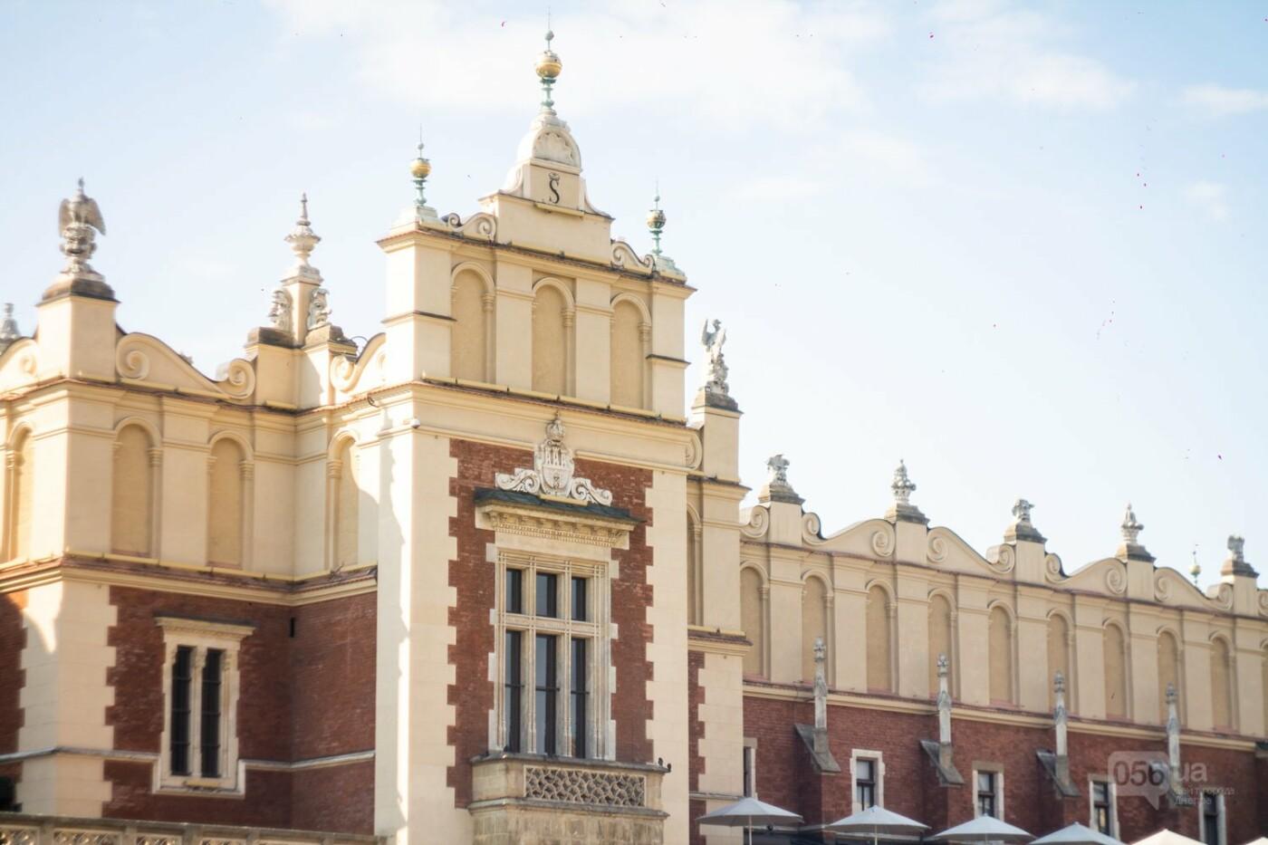 Приехать в Польшу и влюбиться, часть 1: мини-гайд по Кракову о жилье, транспорте и развлечениях, и экскурсия в Аушвиц-Биркенау , - ФОТО, фото-6