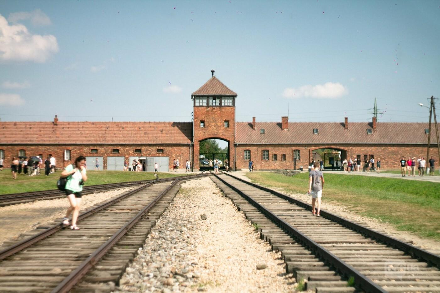 Приехать в Польшу и влюбиться, часть 1: мини-гайд по Кракову о жилье, транспорте и развлечениях, и экскурсия в Аушвиц-Биркенау , - ФОТО, фото-36