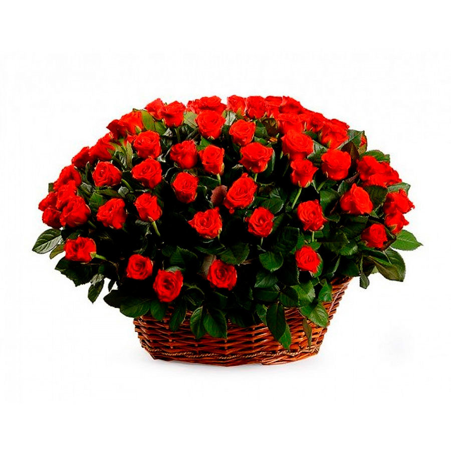 Открытка для любимой тети с большим букетом цветов