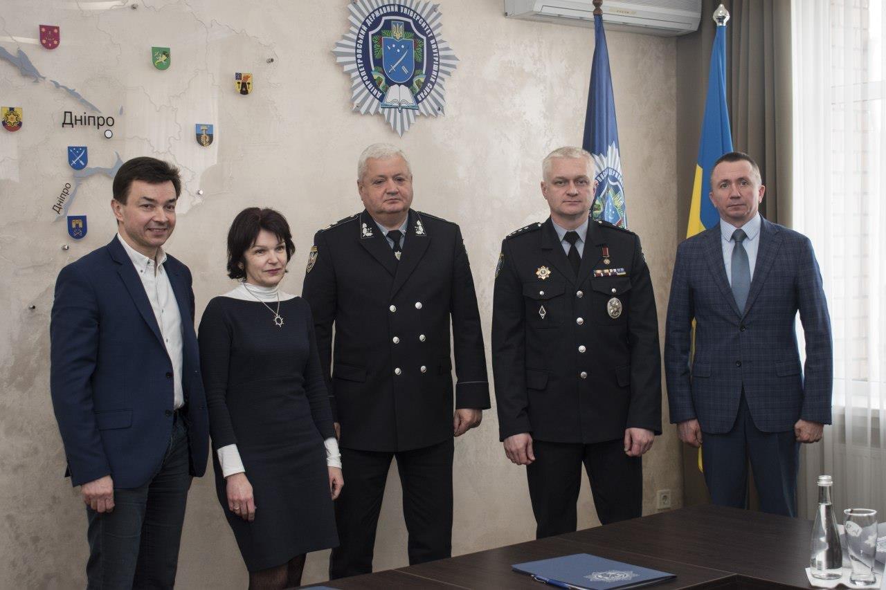 В университете внутренних дел Днепра стартует социальный проект по реабилитации военных, - ФОТО, фото-3