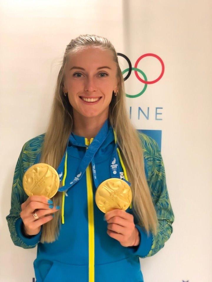 Спортсменка из Днепра стала двукратной чемпионкой II Европейских игр, - ФОТО, фото-1