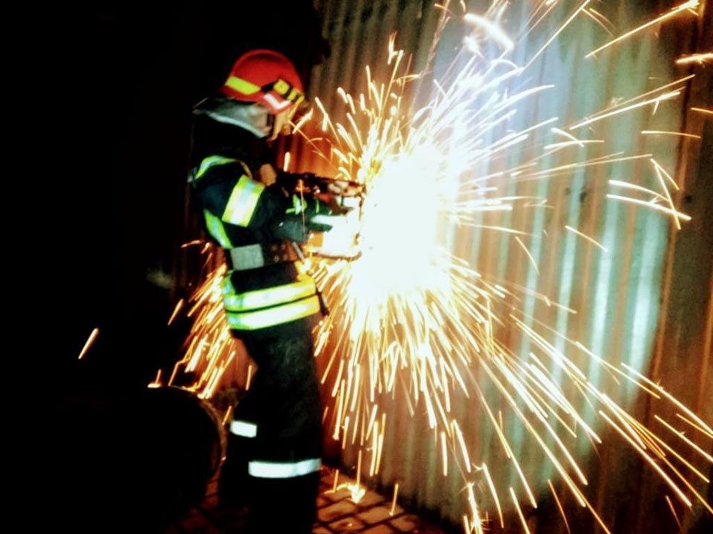 На Днепропетровщине больше двадцати пожарных боролись с огнем, - ФОТО, ВИДЕО, фото-1
