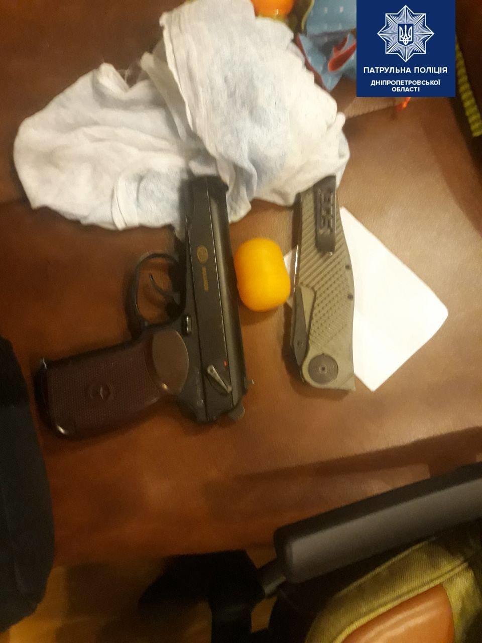 В Днепре задержали домашнего тирана: с пистолетом он угрожал семье, - ФОТО, фото-2