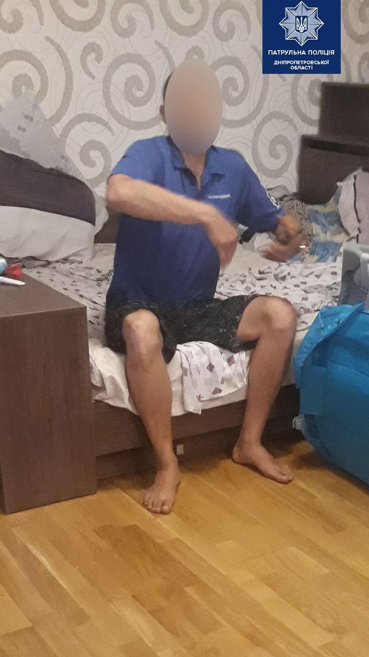В Днепре задержали домашнего тирана: с пистолетом он угрожал семье, - ФОТО, фото-1