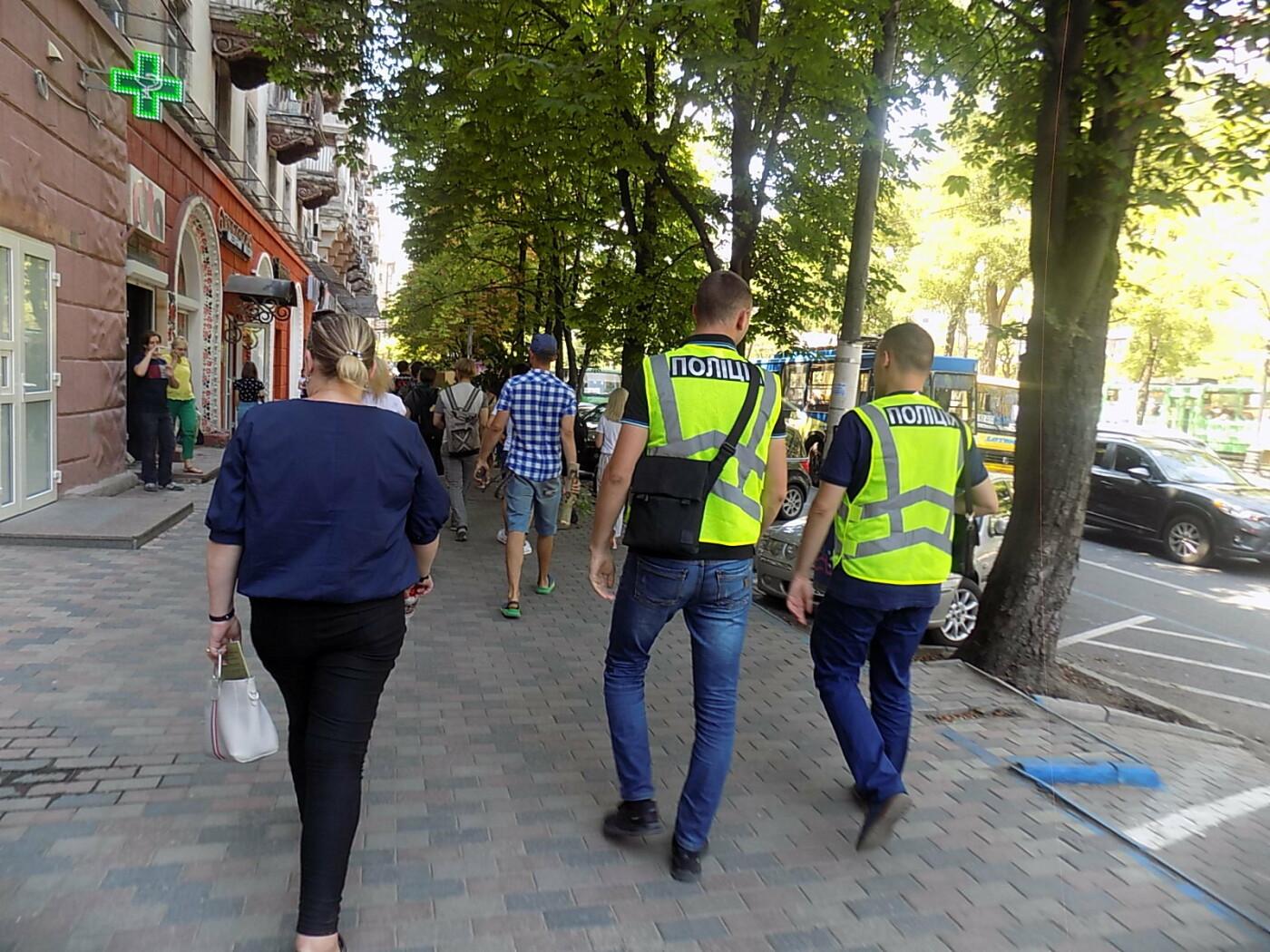 В Днепре провели «похороны» деревьев с Короленко: последние деревья срубили, пока город спал, - ФОТО, фото-16
