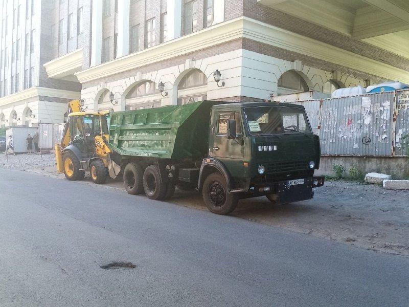 В Днепре улицу Баррикадную перекрыли на реконструкцию: что там будут делать, фото-4