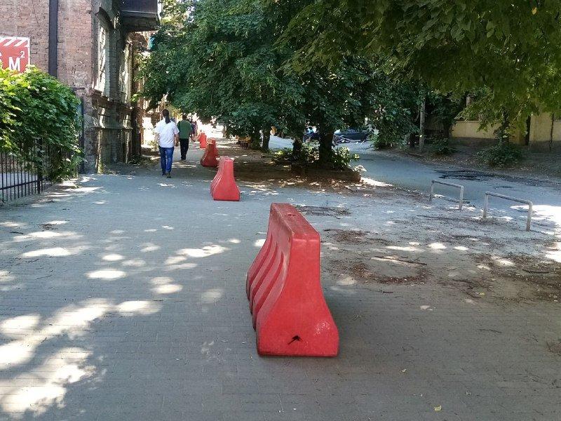 В Днепре улицу Баррикадную перекрыли на реконструкцию: что там будут делать, фото-2