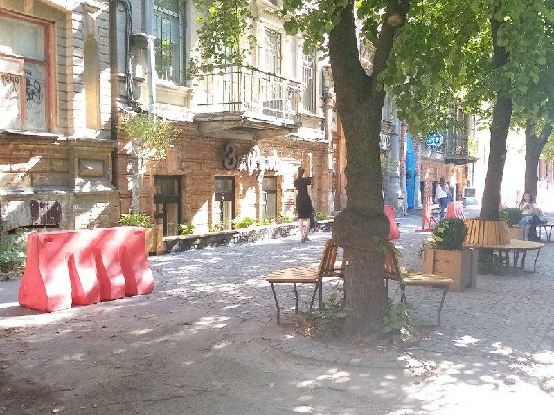 В Днепре улицу Баррикадную перекрыли на реконструкцию: что там будут делать, фото-3