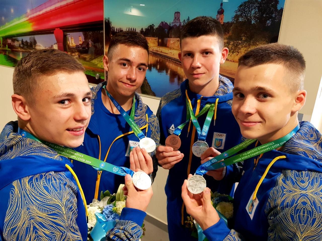 Днепрянин завоевал серебро на чемпионате мира среди по спортивной гимнастике, - ФОТО, фото-2