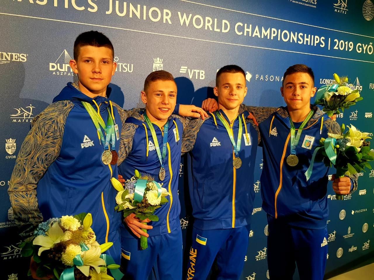 Днепрянин завоевал серебро на чемпионате мира среди по спортивной гимнастике, - ФОТО, фото-3