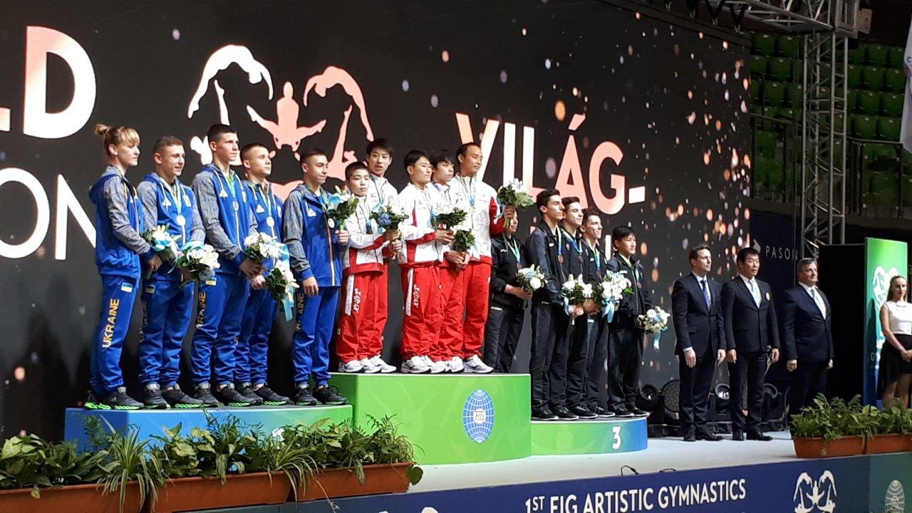 Днепрянин завоевал серебро на чемпионате мира среди по спортивной гимнастике, - ФОТО, фото-4