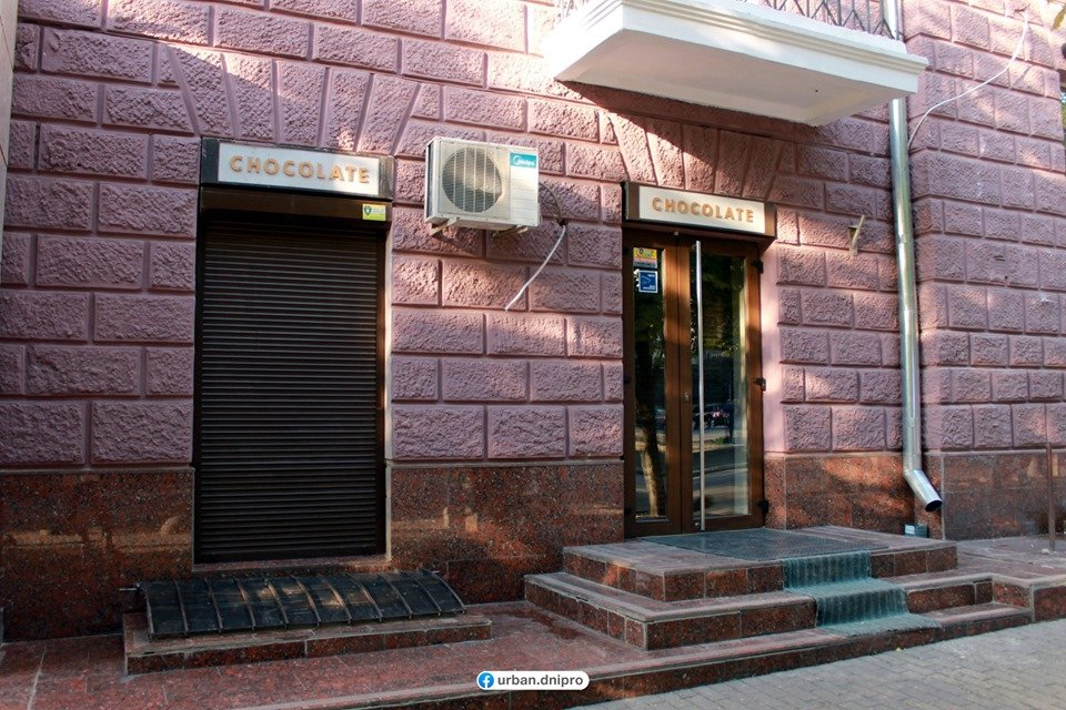 Демонтаж кондиционеров и спутниковых тарелок: как проходит реставрация фасадов в центре Днепра, - ФОТО, фото-6