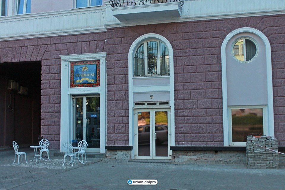 Демонтаж кондиционеров и спутниковых тарелок: как проходит реставрация фасадов в центре Днепра, - ФОТО, фото-4