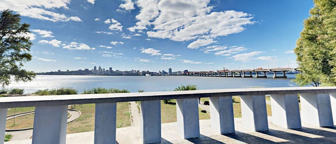 Днепр, как на ладони: лучшие смотровые площадки в городе, - ФОТО, фото-7