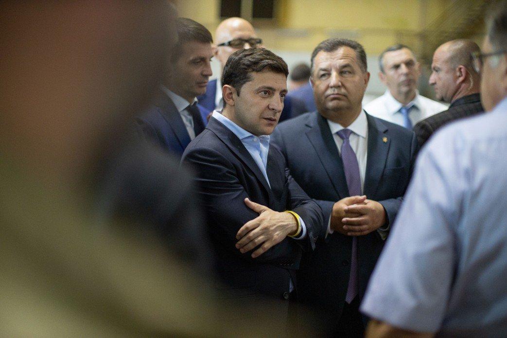 Зеленский посетил КБ «Южное» в Днепре: как прошел визит, - ФОТО, фото-1