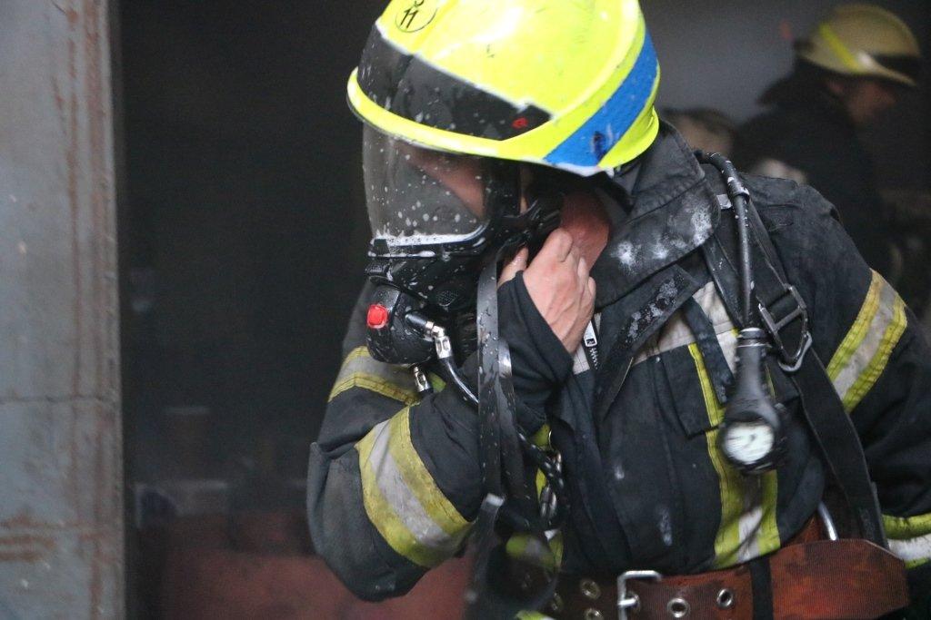 В Днепре произошел пожар на производстве, - ФОТО, ВИДЕО, фото-3