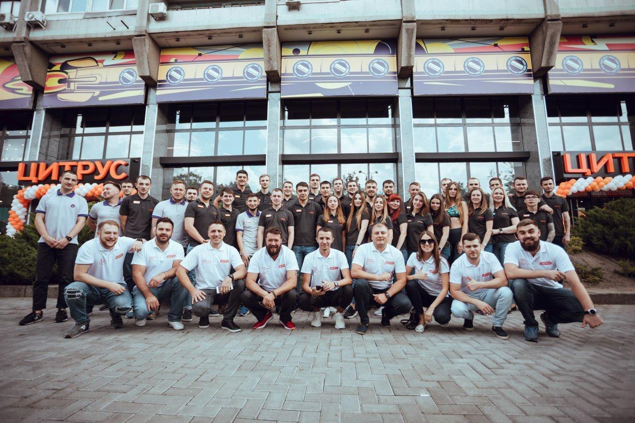 В Днепре открылся Мега Цитрус с собственной Академией, зоной для лекций и кофейней, фото-2
