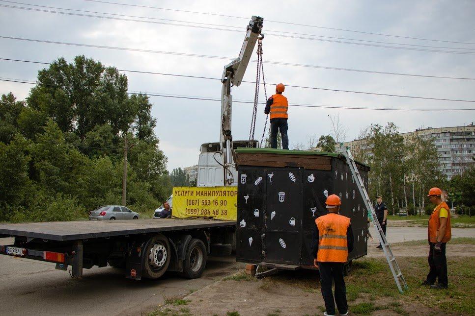В Днепре демонтировали больше 200 МАФов, - ФОТО, фото-3