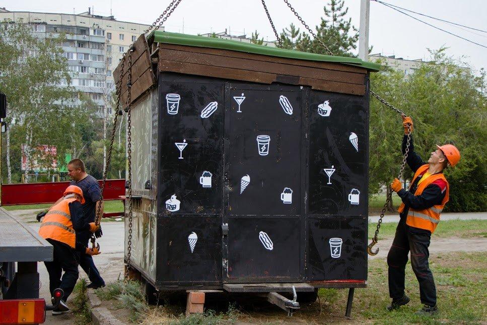 В Днепре демонтировали больше 200 МАФов, - ФОТО, фото-1
