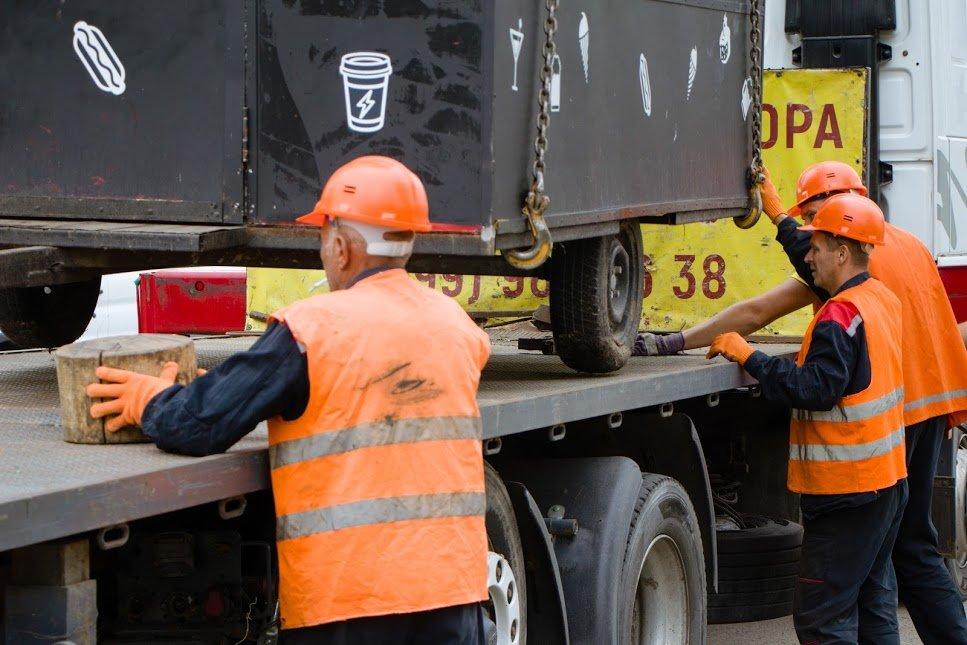 В Днепре демонтировали больше 200 МАФов, - ФОТО, фото-4