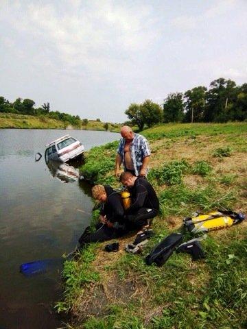 На Днепропетровщине в пруду нашли тело мужчины, - ФОТО, фото-1