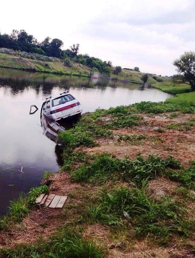 На Днепропетровщине в пруду нашли тело мужчины, - ФОТО, фото-2