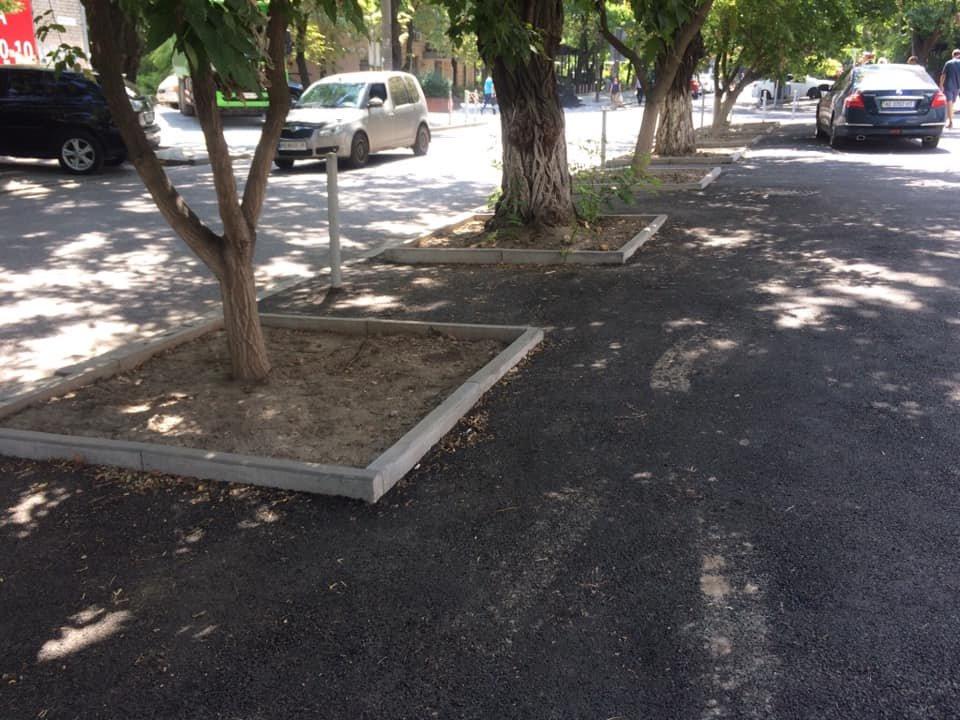 В Днепре ремонтируют улицу Яворницкого, ведущую к парку Шевченка, - ФОТО, фото-9