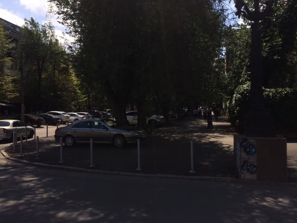 В Днепре ремонтируют улицу Яворницкого, ведущую к парку Шевченка, - ФОТО, фото-6