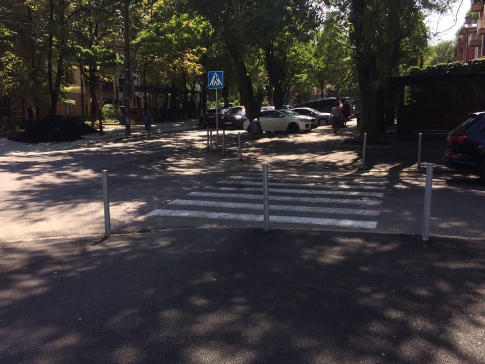 В Днепре ремонтируют улицу Яворницкого, ведущую к парку Шевченка, - ФОТО, фото-10