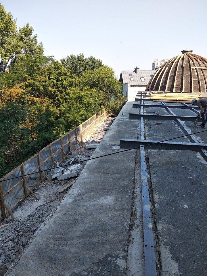 Как проходит реконструкция планетария в Днепре, - ФОТО, фото-4